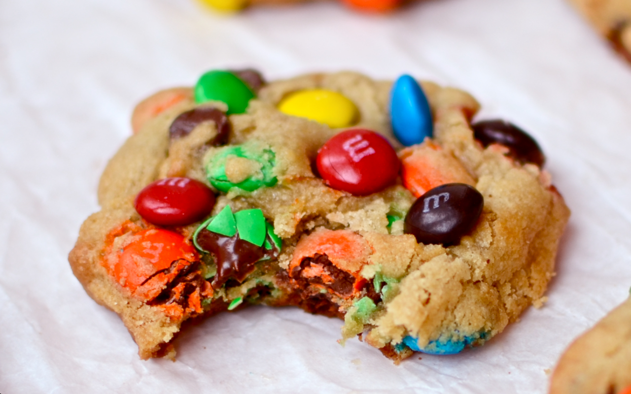 M&M kolačići