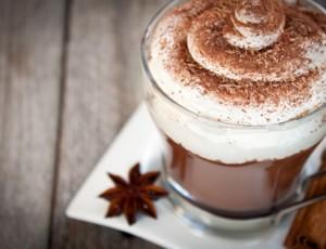 Napravite finu toplu čokoladu