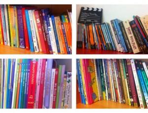Biblioteka sa engleskom literaturom!