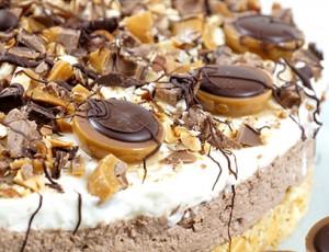 Kremasta Toffifee torta