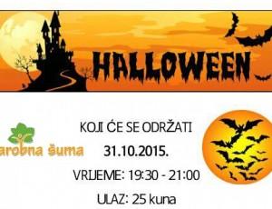 Halloween party u Čarobnoj šumi