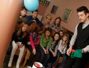 Mađioničar za djecu - Magic Leon