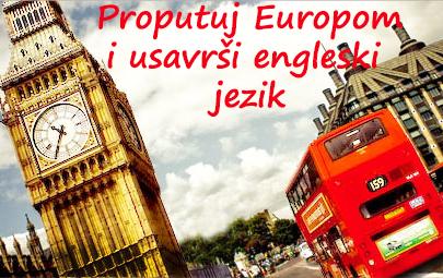 Proputuj Europom i usavrši engleski jezik - Global LIngua