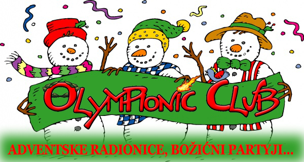 PROSINAC U OLYMPIONIC CLUBU