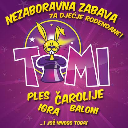 Najbolji rođendanski party uz Čarobnjaka Timija!