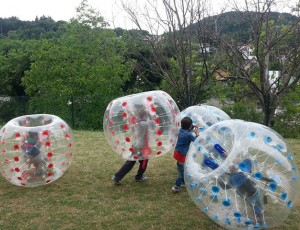 Igraonica Bubble football Zagreb