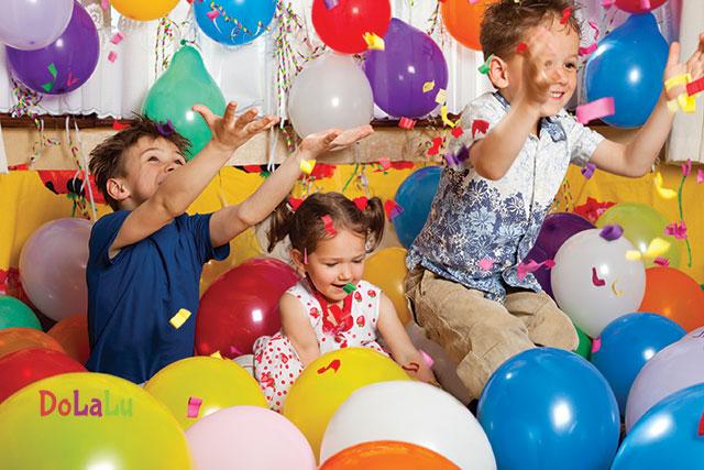 Akcija na rođendanske proslave u rođendaonici DoLaLu