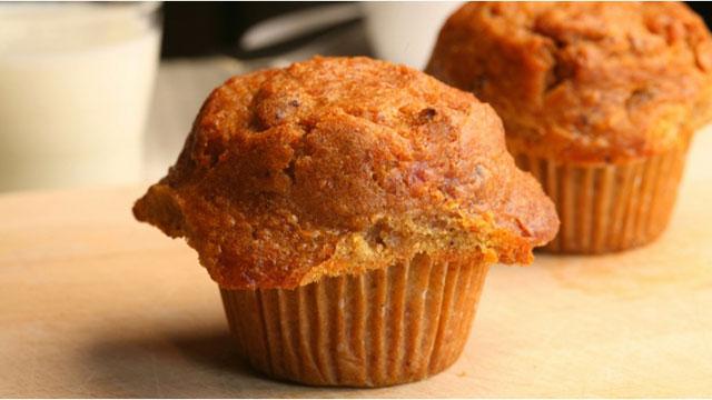 Muffini od mrkve
