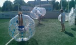 Igraonica Bubble football Zagreb slika