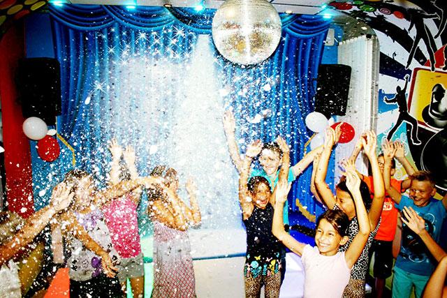 Dječja rođendaonica Aqua slika