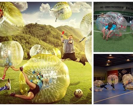 Za nezaboravne i originalne rođendane tu je Bubble Football!