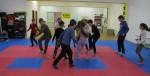 Taekwondo klub Tigar Zagreb slika