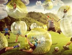 Bubble Football Dječji Rođendani NC Šalata ( Velesajam)