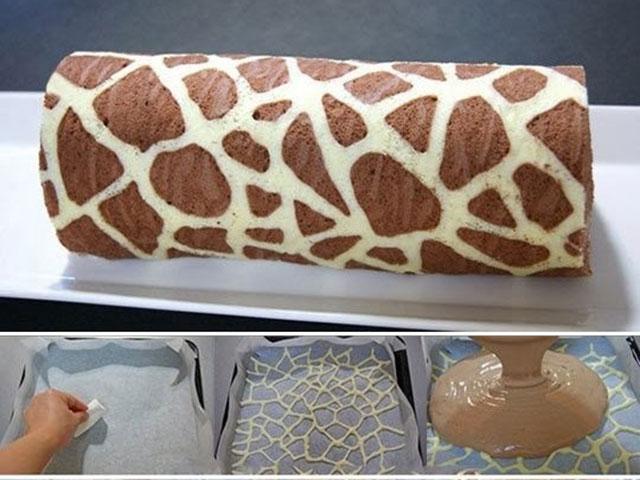 Žirafa rolada