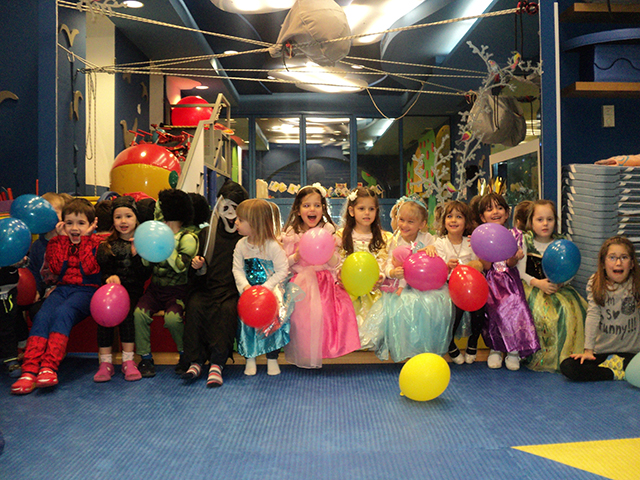 Rođendanski partyji u Educareni