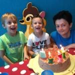 Rođendani za djecu Bambi Kids slika