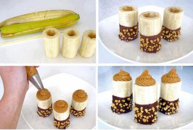 Banana zalogaji