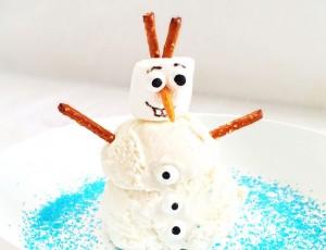 Olaf sladoled