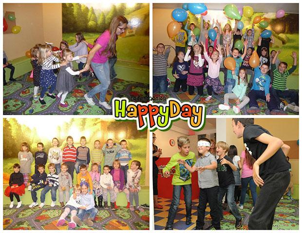 Happy day rođendaonica za najsretnije trenutke vaših mališana!