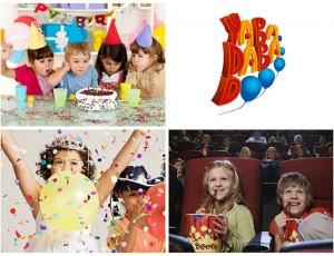 Poklon kartica za kino u vrijednosti od 100 kn svim slavljenicima Yabadabadoo kluba!