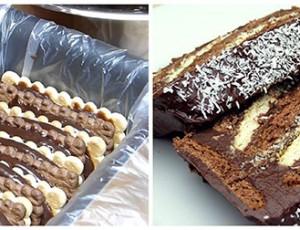 Kakao keks torta koja se ne peče