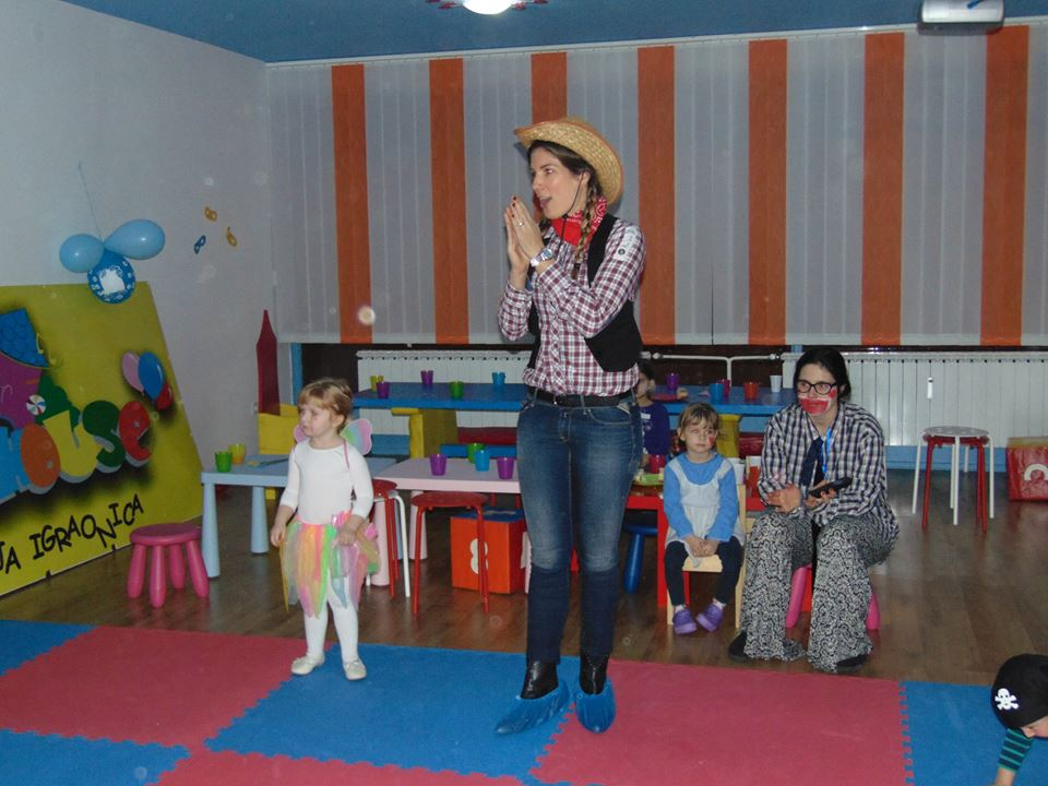 Zabavni centar Turbo Fun House slika