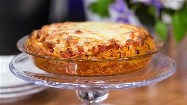 Špageti pizza