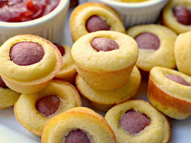 Muffin hrenovke