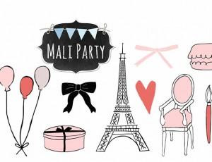 Putujemo u Pariz na Valentinovo - Mali party