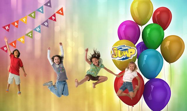 Rođendanske proslave u klubu Jump!!