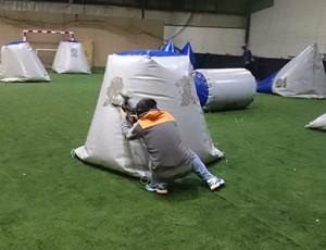 Paintball klub Fleka - indoor teren