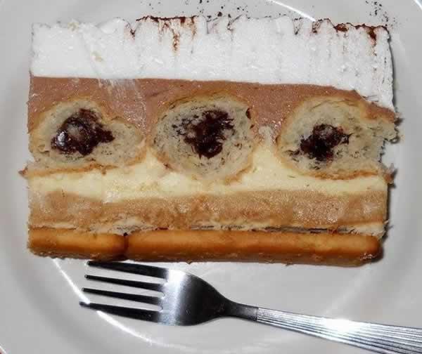 Kroasan tortica