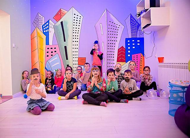 Dječji klub Stripy slika