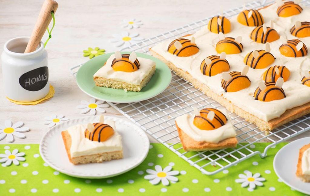 Pčele kolač