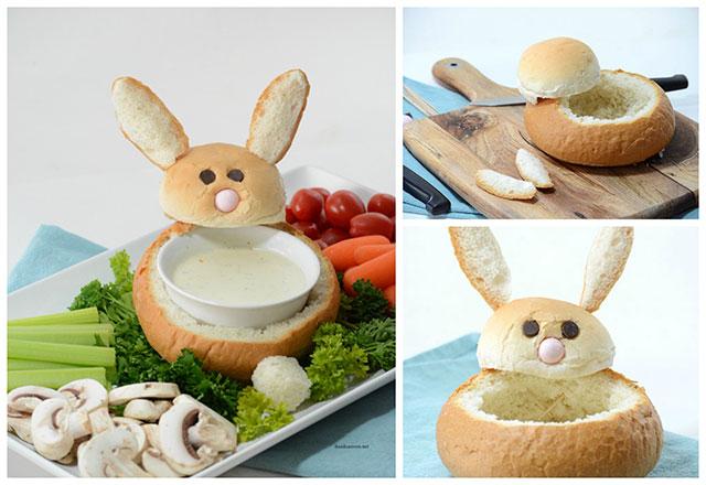Zeko posudica od kruha