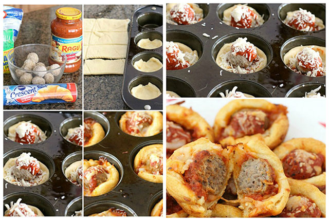 Muffin mesne okruglice