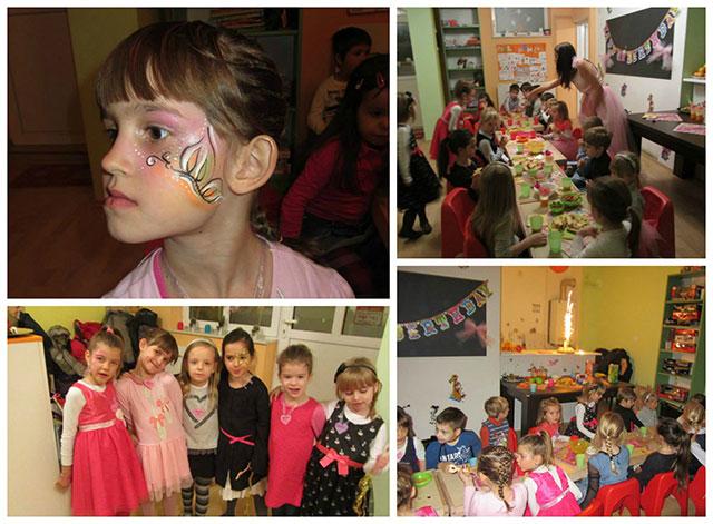 Zabavne proslave rođendana u Bazingi