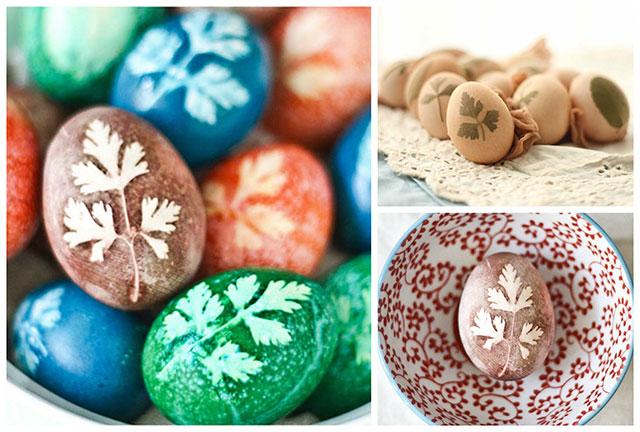 Obojite uskršnja jaja prirodnim bojama