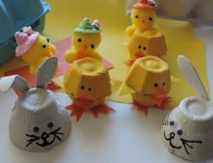 Izradite Uskršnje dekoracije sa svojim mališanima