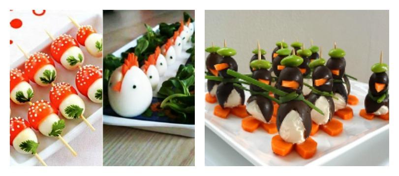 mali sendviči za dječji rođendan Super ideje za party zalogajčiće | Dječji rođendani mali sendviči za dječji rođendan