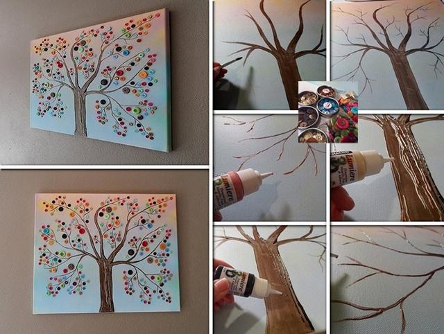 Gumbić drvo slika