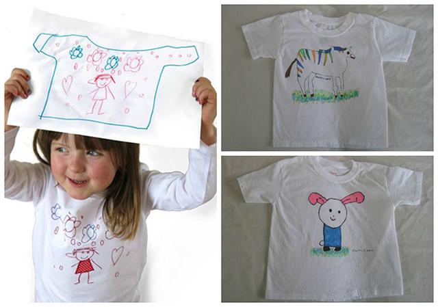 Majica s dizajnom vašeg mališana