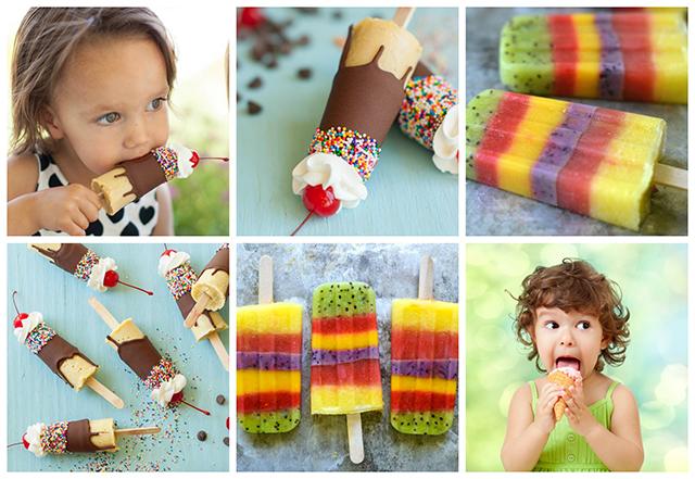 Sladoled na štapiću