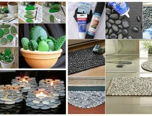 Zanimljive ideje od kamenčića