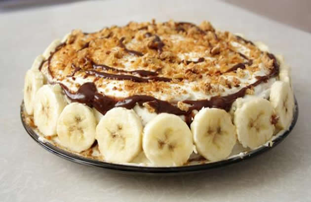 Bananko torta
