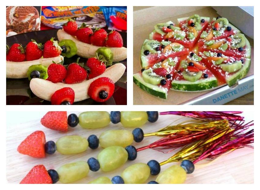 hrana za rođendan za odrasle Voćni deserti | Dječji rođendani hrana za rođendan za odrasle