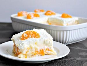 Sočni kolač od mandarina