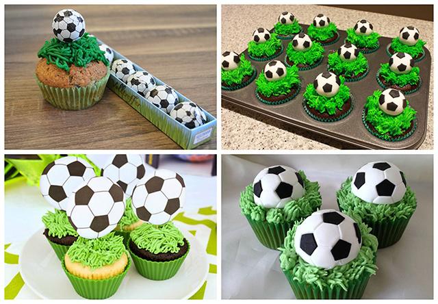 Nogometni muffini