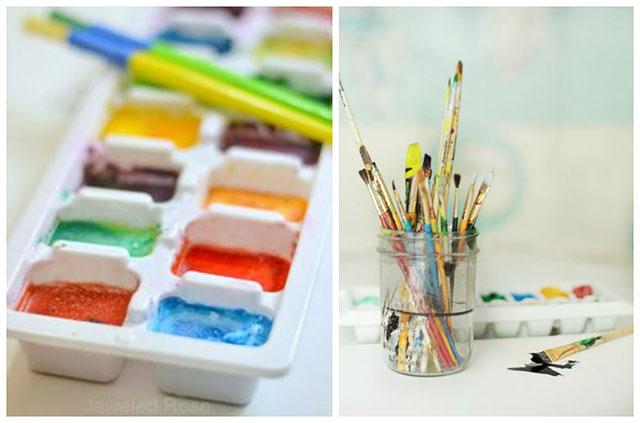 Napravite sami vodene boje