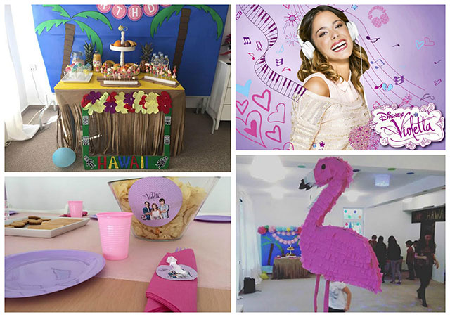 Hawaii i Violetta rođendani u Malom Partyju